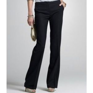 Gap Black Hip Slung Fit Khaki Pants